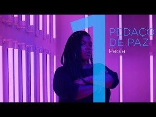 Pedaço de Paz (Clipe Oficial) - Fabio Brazza part. Srta Paola