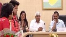 Asian Games Bronze Medalist Divya Kakran slams Kejriwal | Oneindia News