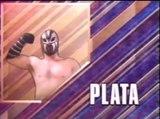 Oro/Plata/Bronce vs Guerrero Del Futuro/Guerrero Maya/Damian de Guerrero (CMLL August 15th, 1992)
