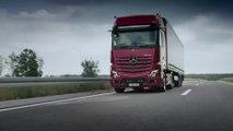 Weltpremiere des neuen Mercedes-Benz Actros - Reveal des neuen Mercedes-Benz Actros