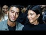 Kourtney Kardashian REUNITES With Younes Bendjima & Grabs Dinner Together