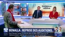 L'édito de Christophe Barbier: Reprise des auditions dans l'affaire Benalla
