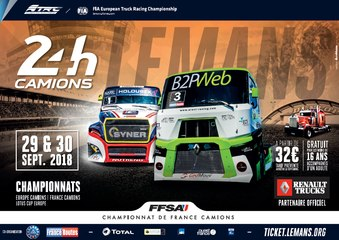 Teaser 2018 - 24 Heures Camions
