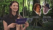 Outlander - Caitriona Balfe 'Jamie or Frank Game' [Sub Ita]