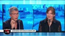 """Zohra Bitan CLASH Aurore Berge : """"Politique mise à part, vous n'êtes plus audible. Macron nous parle mal, il méprise les Français. L'insulte et l'arrogance sont les causes de votre perdition."""""""