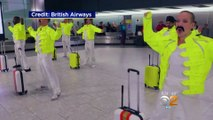 Airport pays tribute to Freddie Mercury