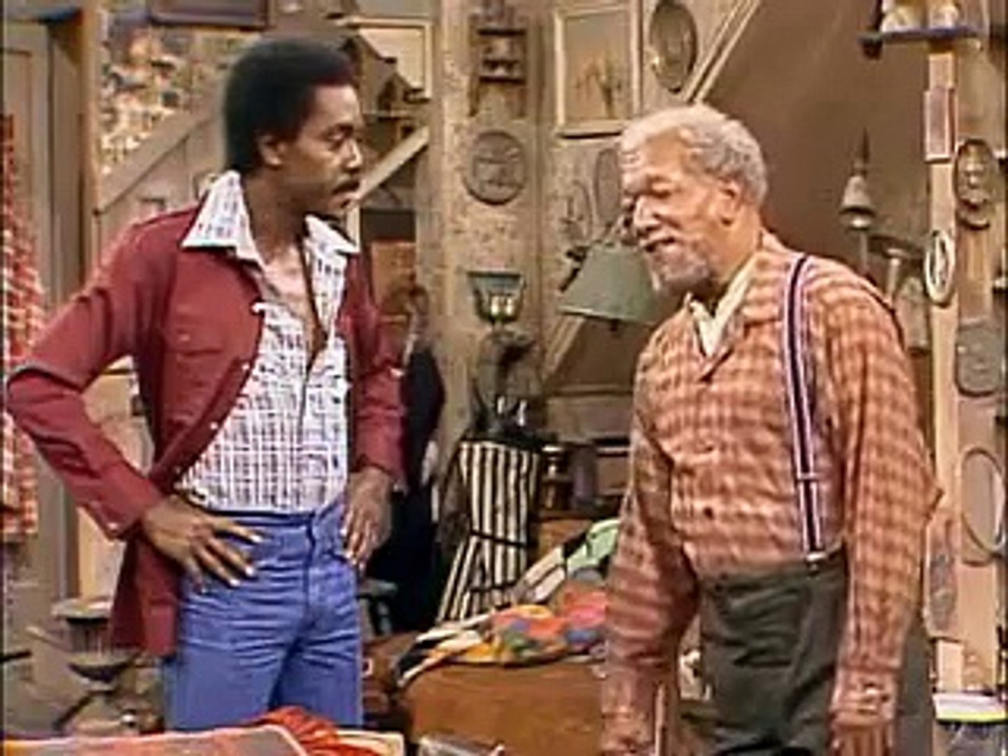 SANFORD AND SON S5E05 Steinberg and Son