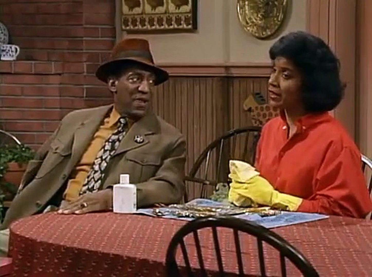The Cosby Show S07E21 The Return of the Clairettes