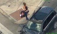 Une femme prend la fuite à 160 km/h... avec son bébé dans la voiture !