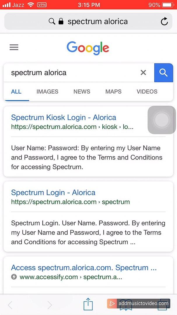 alorica spectrum