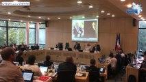 Bruno BELIN : ouverture de la Commission permanente de septembre 2018