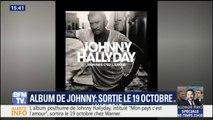 Le titre et la pochette de l'album posthume de Johnny Hallyday dévoilés