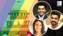 Bollywood Celebs REACT On Supreme Courts Historic Judgement On Article 377