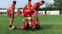 Les interviews avant USAP vs LOU