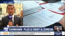 """""""L'impôt à la source, c'est simple comme bonjour (...) En janvier, il n'y aura pas de bugs d'ampleur"""", promet Gérald Darmanin"""