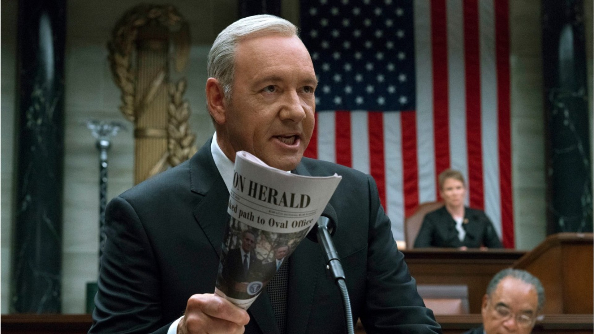 New House Of Cards Clip Buries Kevin Spacey's Frank Underwood