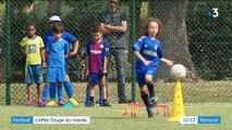 Football : les clubs amateurs profitent de l'effet Coupe du monde