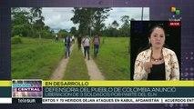 Colombia: ELN entrega a Comisión Humanitaria tres soldados retenidos