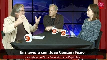 Palanque 247 - Entrevista com João Goulart | Candidato do PPL à Presidência da República (17)