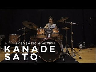 A Conversation with Kanade Sato, the young drum prodigy from Japan