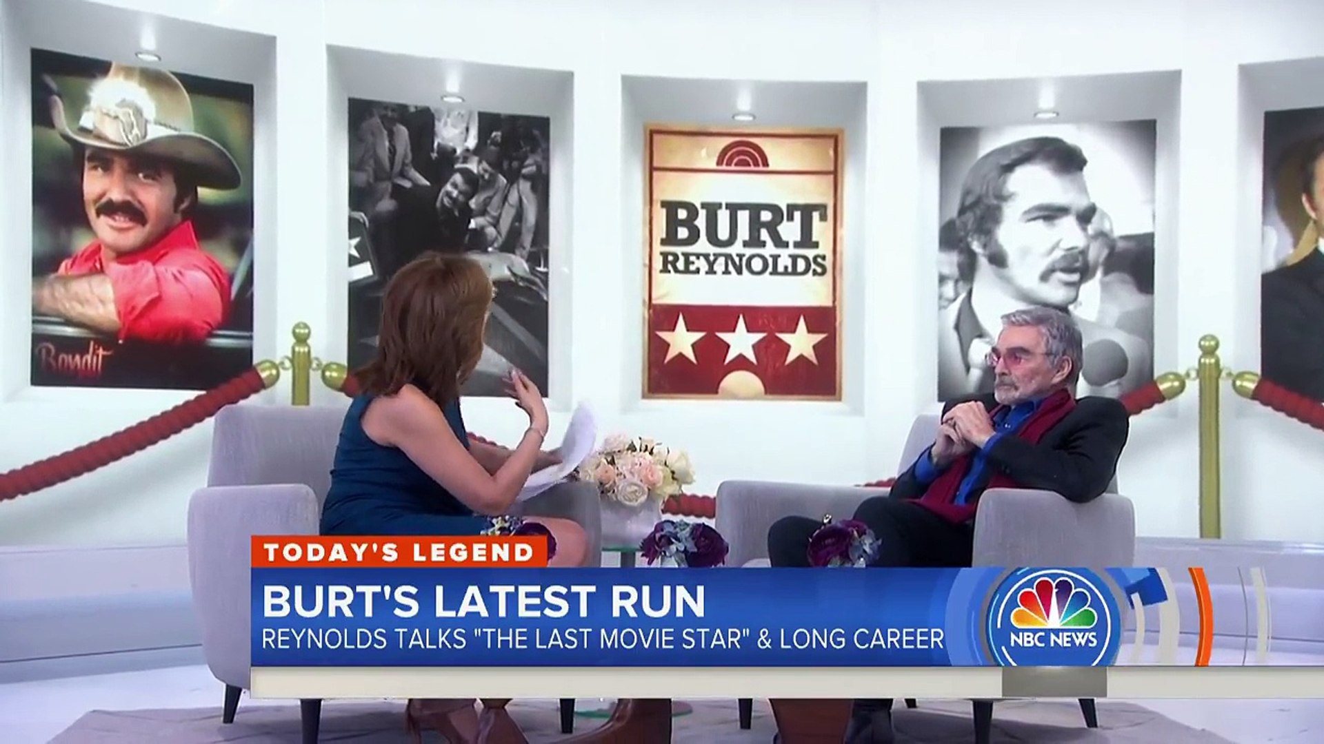 Burt Reynolds On The Last Movie Star And The True Love Of His
