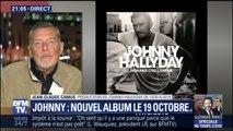 """Jean-Claude Camus confie avoir été """"bouleversé"""" à l'écoute de l'album posthume de Johnny Hallyday"""