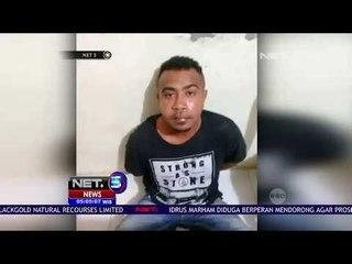 Polisi Ringkus Warga Pemilik Senpi Ilegal-NET5