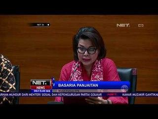 Idrus Marham Resmi Ditetapkan Sebagai Tersangka Oleh KPK - NET 24