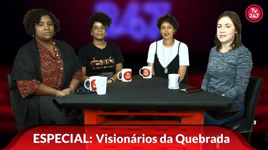 Cinema & Sofá especial, com convidadas do filme Visionários da Quebrada (18)