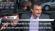 Hollywood Icon Burt Reynolds Dead At Age 82