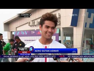 Indonesia Raih 2 Medali Sekaligus Di Cabor Jetski-NET5