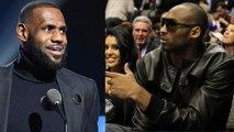 LeBron James Calls Out ESPN, Jabs at Kobe Bryant During New York Fashion Week Speech
