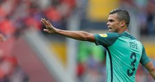 Hırvatistan-Portekiz Maçında Pepe Takımın Beraberlik Golünü Attı
