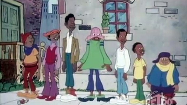Fat Albert And The Cosby Kids S03E03