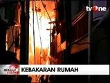 Kebakaran di Sawah Besar Hanguskan 200 Rumah