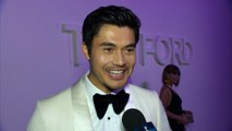 Henry Golding Is Really Excited to Attend His First NYFW