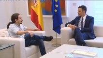 Sánchez e Iglesias avanzan en las negociaciones para los Presupuestos 2019