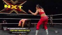 Dakota Kai vs. Bianca Belair- WWE NXT, June 20, 2018