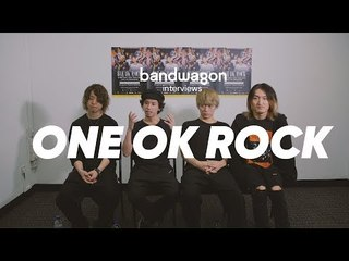 A interview with ONE OK ROCK on songwriting, collaboration and genre