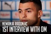 Nemanja Radonjic   1st Interview with OM