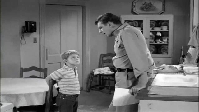 The Andy Griffith Show S03E04 - Andy and Opie-Bachelors