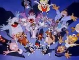Animaniacs S01E33 Cartoons in Wakko's Body, Noah's Lark, The Big Kiss  Hiccup