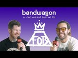Pete and Andy of Fall Out Boy reflect on the making of MANIA and answer rapid-fire questions