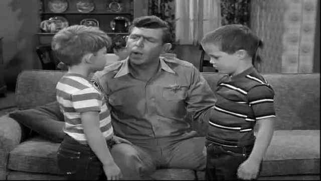 Andy Griffith S01E18 - Andy the Marriage Counselor