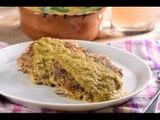 Tortitas de Carne de Res con Salsa Verde