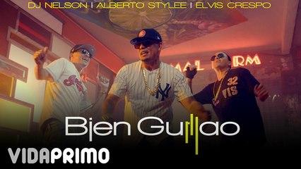 DJ Nelson X Alberto Stylee X Elvis Crespo - Bien Guillao [Official Video]
