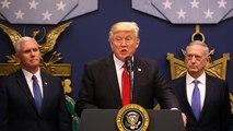 """""""Traître"""" à la Maison Blanche : """"ce n'est pas moi"""" certifie Mike Pence à Trump"""