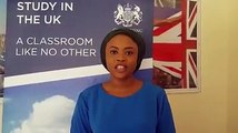Our fifth #Chevening Scholar is Sainabou Houma. She is passionate about Aviation and Chevening has given her the opportunity to pursue a Masters degree in Air T