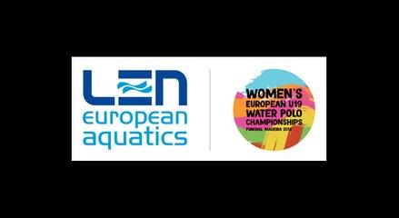 73be65d20e Water Polo European U19 Champs Women at a glance – LEN.eu | Ligue  Européenne de Natation