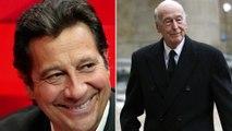 """Laurent Gerra imitant Valéry Giscard d'Estaing : """"Je pète littéralement la forme"""""""